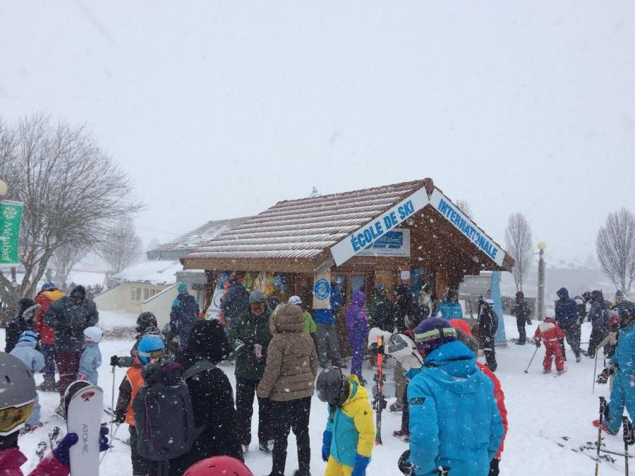 Métabief Station de ski